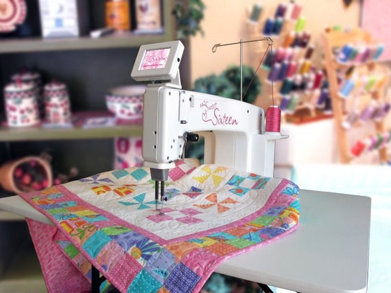 Items Similar To Handi Quilter Hq Sweet Sixteen Longarm Quilting