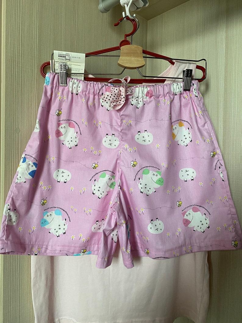 Flying pig ladies pyjamas size L-XL