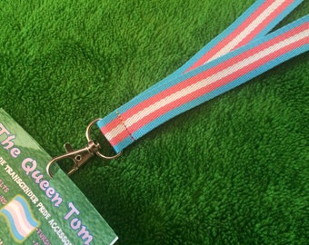Transgender Lanyard - simple design