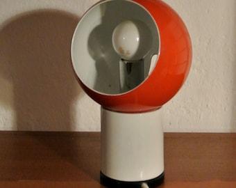 Ecolight Milano Orange eye ball lamp