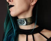Choker Steampunk/post apo...