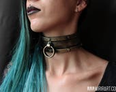 Choker Necklace steampunk...