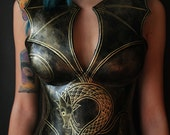 Norse Dragon fantasy cors...