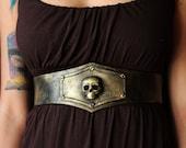 steampunk/gothic waist be...