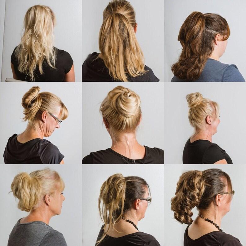 Pretty Hairstyles For Hot Day S Bun Hair Accessories Bun Holder Accessories For Hair Fashion Accessory Hair Accessories