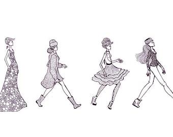 SALE // Walk the walk