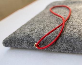 Apple Ipad Mini 4 felt wool case