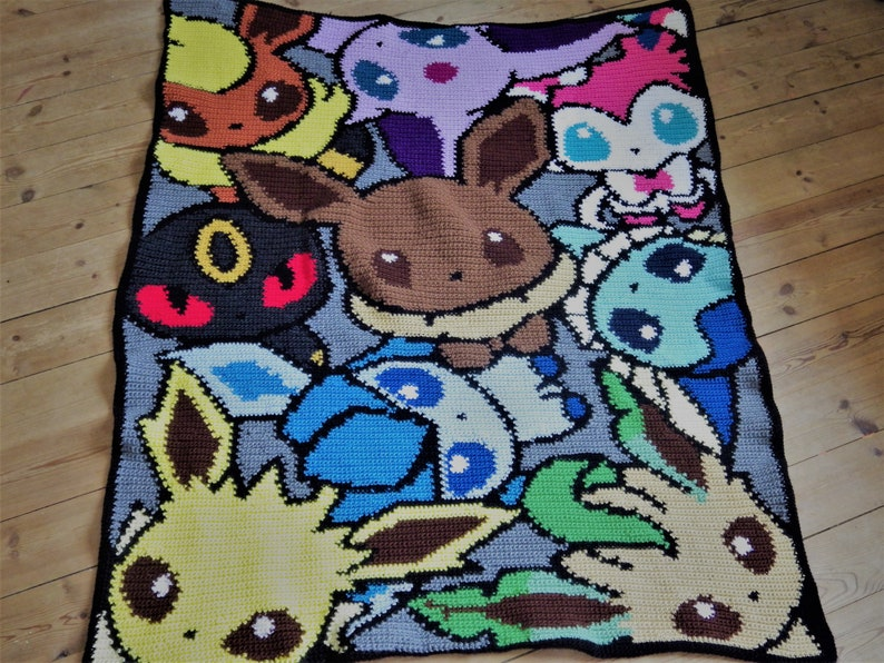 Eevee/'s Blanket Pattern