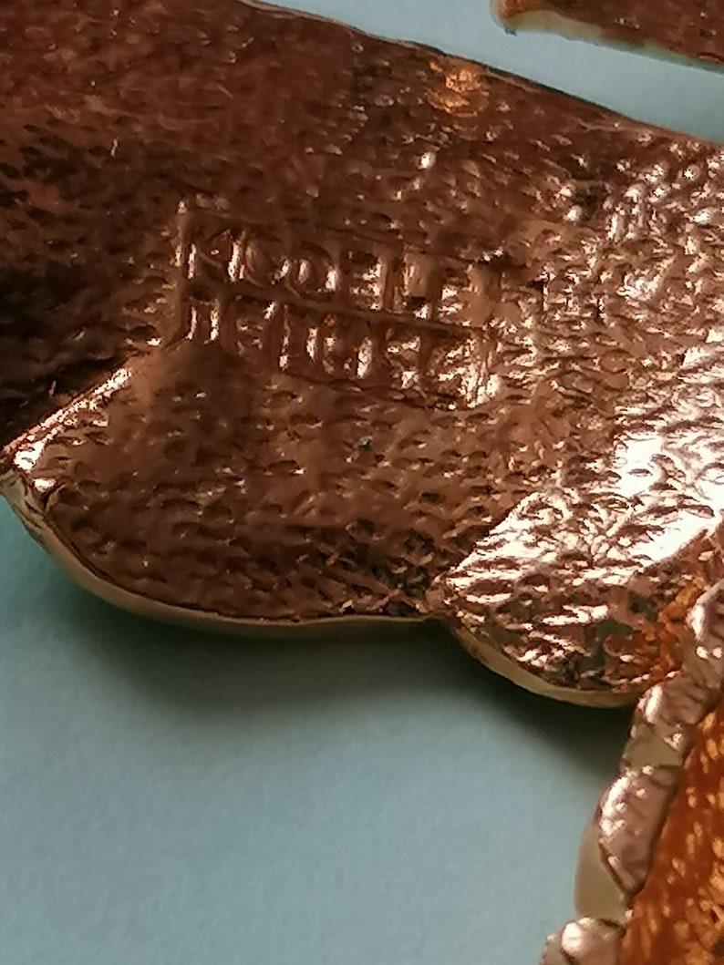Vintage brooch Carven 2