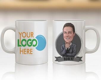 Employee Awards Engagement Anniversary Gift Funny Leaving Birthday Mug