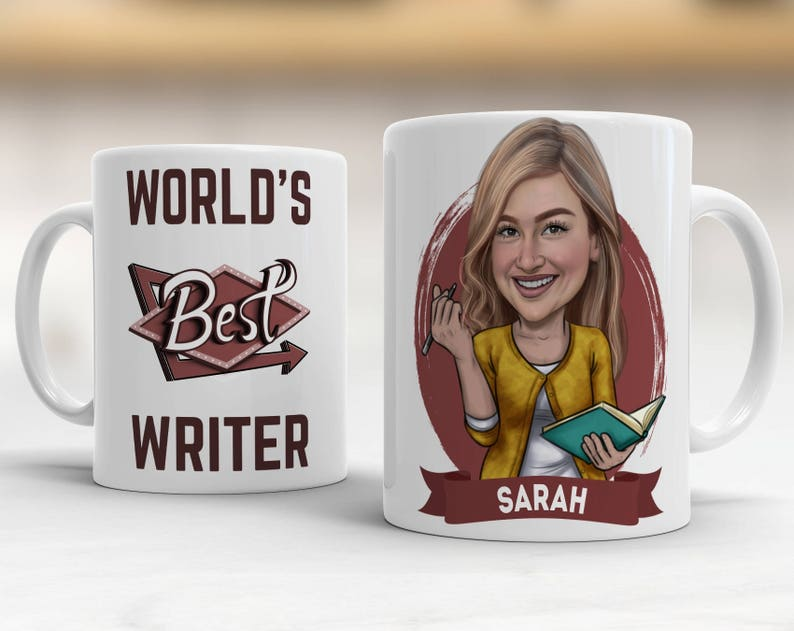 Personalized Gift For Writer Ideas Birthday