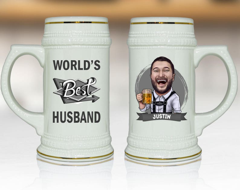 Husband Birthday Gift Personalized For