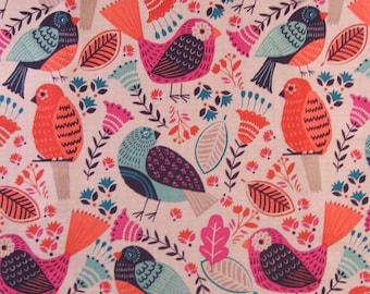 Birds Market Bag Free Shipping