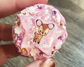 Pink Decoden cell charms