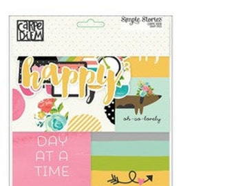 Simple Stories - Carpe Diem SNAP Pack - Project Life