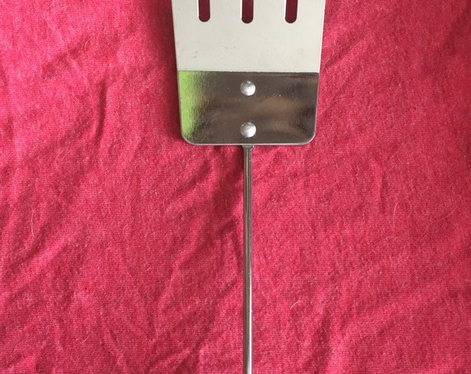 Violet Wand #BDSM - electro spatula for #spanking or slicing