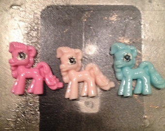 My Little Pony Earrings - Bronies