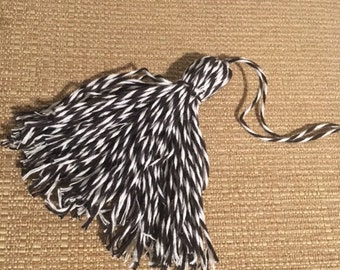 Dress up your planner with these gorgeous tassels.  Available in a ton of colors, just ask 3.00 a piece
