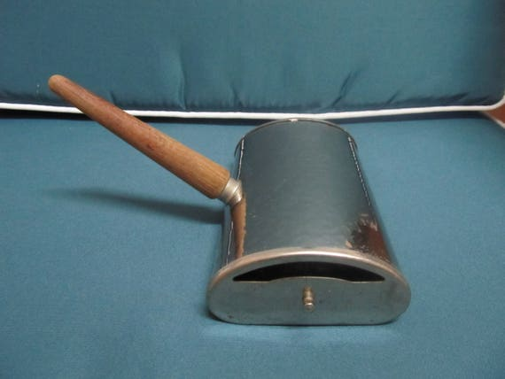 Vintage Metal Table Sweeper / Table Butler / Crumb Brush | Etsy