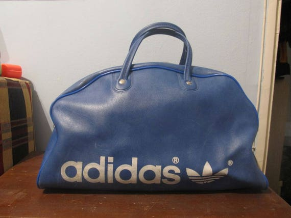 Vintage Addidas duffel bag
