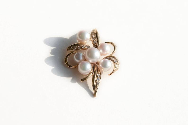 41ae589e41c Mikimoto perle pendentif perles Mikimoto Mikimoto perles