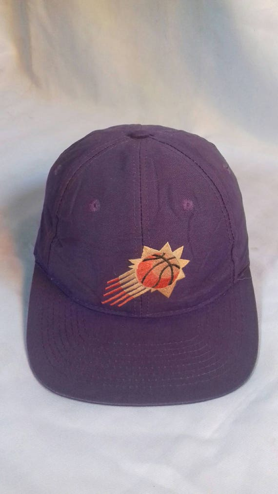brand new 2ec65 ebf85 ... snapback hat 5dce1 149c2  get rare vintage phoenix suns cap nba by  sports specialties velcro style one size fits all