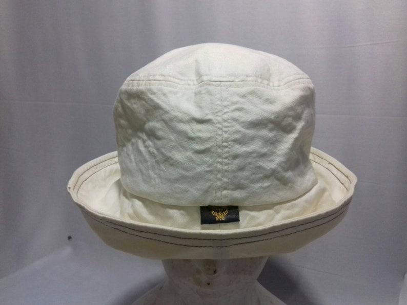 4ffe4e88 Rare vintage MCM Légère bucket hat 57.5 cm M size | Etsy