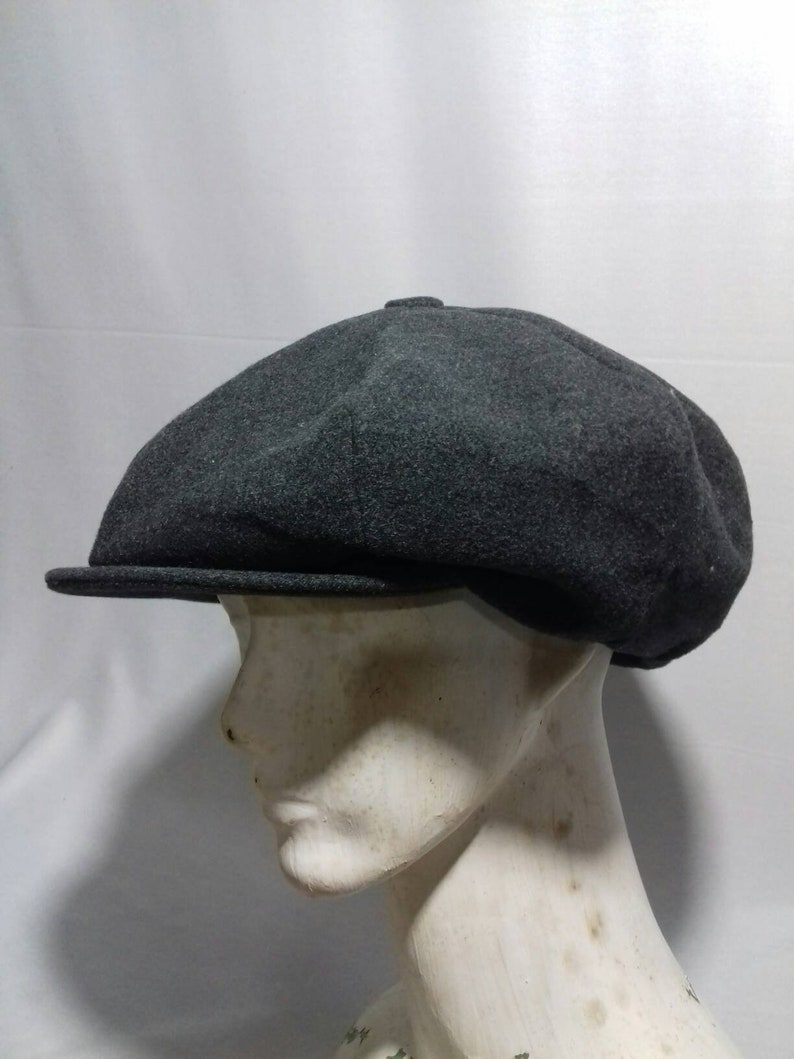 48519067e Rare vintage New York hat co newsboy hat classic style