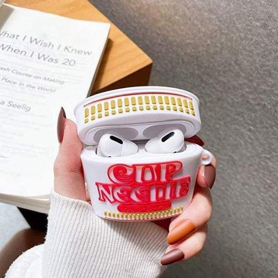 Cup Noodle Apple AirPod Pro Case