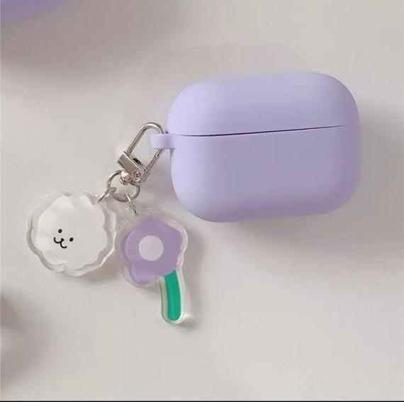 Purple Apple AirPod Pro Case