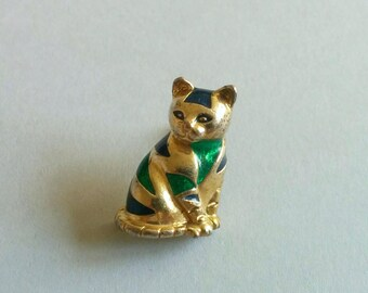 Cat. Vintage Ballou Reg'd pin.