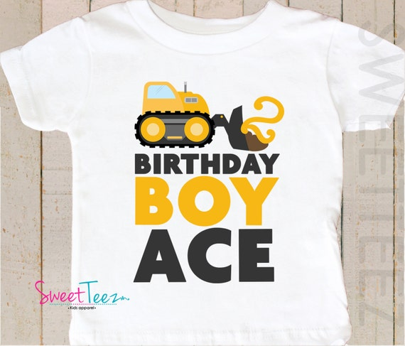 2nd Birthday Shirt Personalized