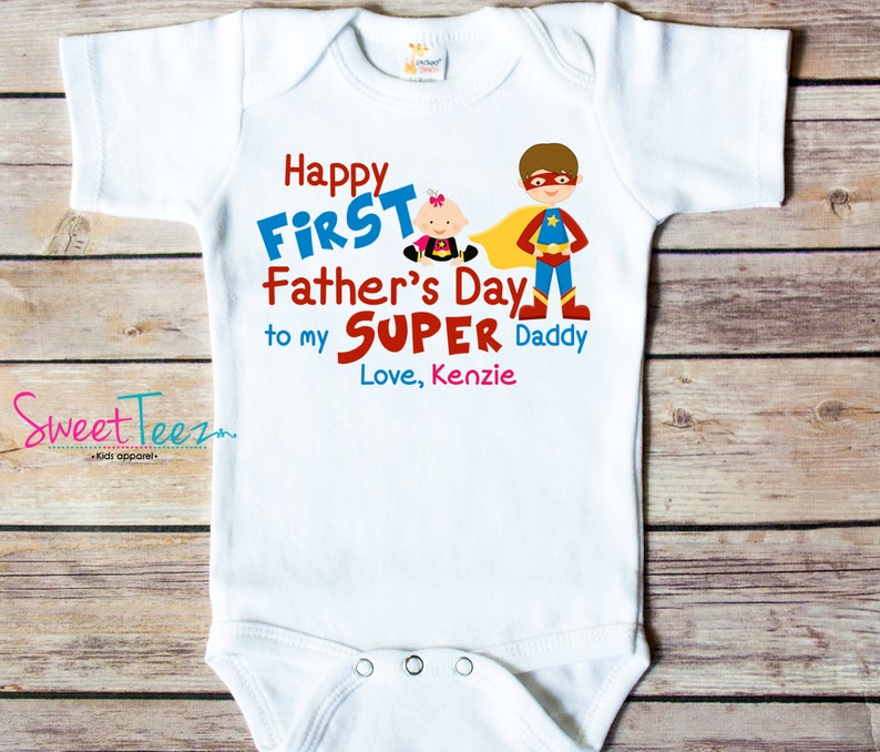 d7f02297 First fathers day shirt first fathers day shirt for baby | Etsy