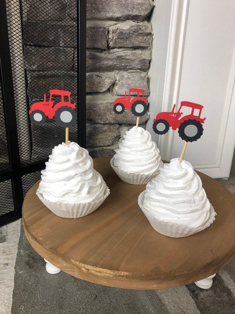 Tractor Partytractor Birthday Party Decorationstractor