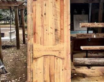 ad42121163 Large Decorative Cypress Barn Door