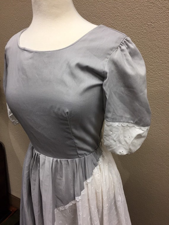 1960's Square Dancing Dress || Vintage Swing Dress - image 2