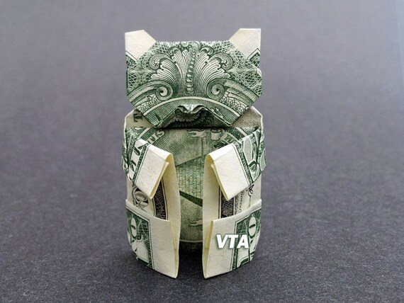 Money Origami Dollar Jet Fighter - Dollar Bill Art Stock Photo ... | 428x570