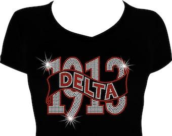 1e7e5fc2de250 Delta Bling Shirt