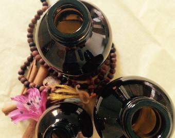 Customized Blend, 8 oz: Nourishing Body Oil (Abhyanga)