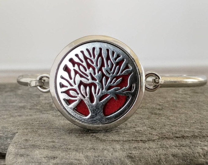 Earthy Aromatherapy Bracelet, AB-Tree A- Please call for wholesale pricing