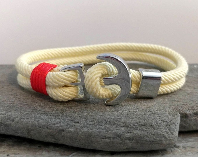 Kids Anchor Bracelet, CORDB-3- Please call for wholesale pricing