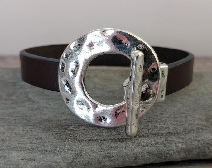 Toggle Bracelet, Handmade, LB-22- Please call for wholesale pricing