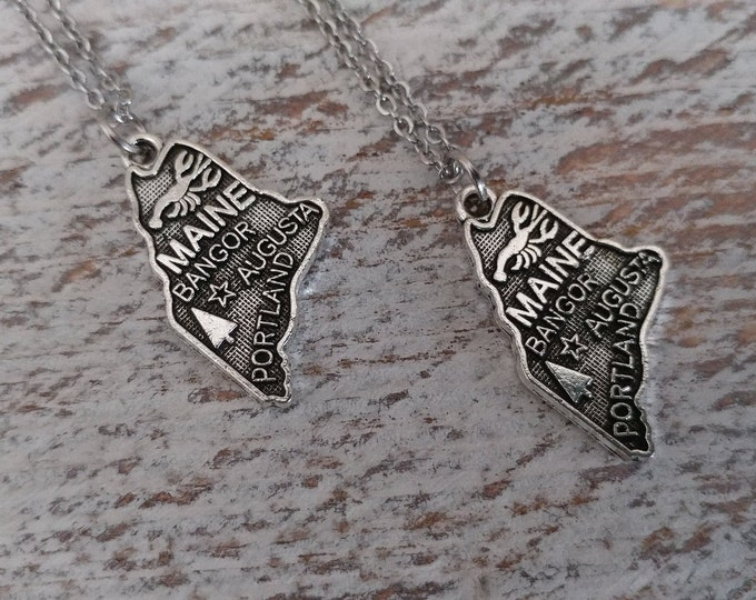 State Love Necklace, MN-20