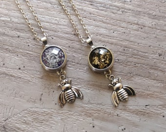 Bee Snap Necklace
