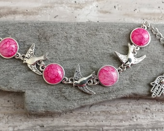 Free Bird Bracelet, TB-16- Please call for wholesale prices