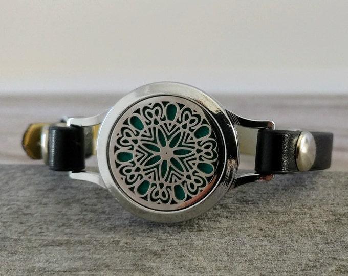Watch Style Aromatherapy Bracelet, MOQ 3, 16 Styles Available