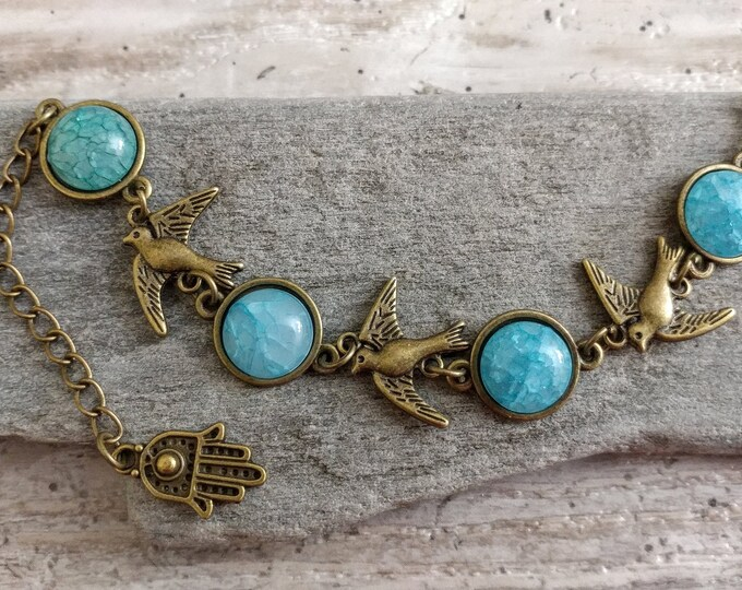 Free Bird Bracelet,
