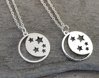 Night Sky Necklace, MN-54