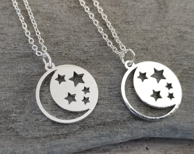 Night Sky Necklace, MOQ 3
