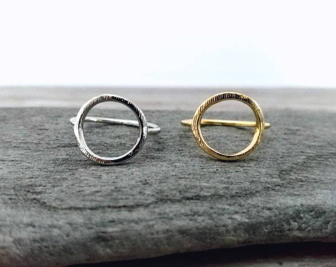 Circle Ring, R-9- Please call for wholesale Pricing